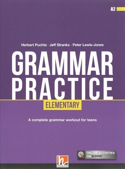 Grammar Practice Elementary A2 + e-zone