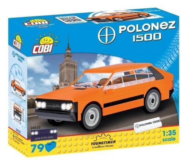 Cars Polonez 1500 79 klocków