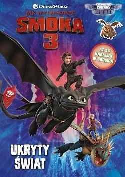 Dragons. Filmowe zabawy. Ukryty świat OUTLET