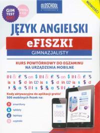 Efiszki Gimnazjalisty. Język angielski + Cd outlet