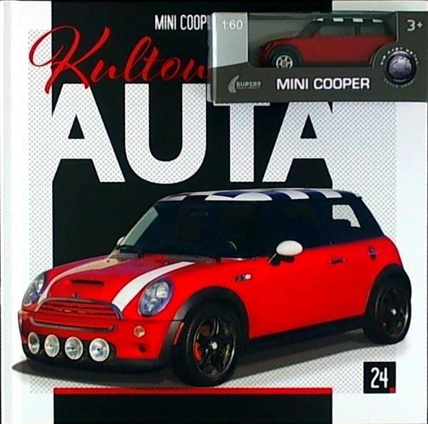 Kultowe Auta T.24 Mini Cooper S