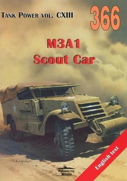 M3A1 Scout Car. Tank Power Vol. CXIII 366