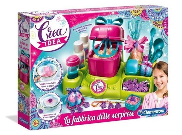 Crea Idea - Fabryka niespodzianek