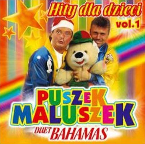 Hity dla dzieci vol.1 Duet Bahamas CD