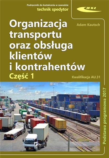 Organizacja transportu oraz obsługa klientów...cz1