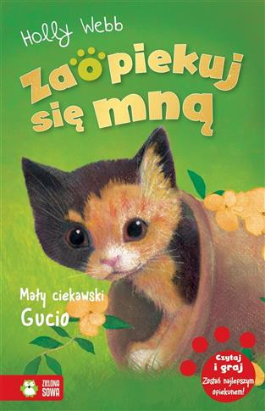 ZSM  Mały ciekawski Gucio  OUTLET
