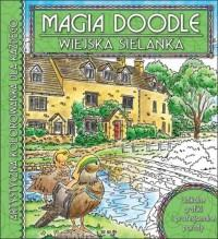 Magia Doodle Wiejska sielanka artystyczna OUTLET