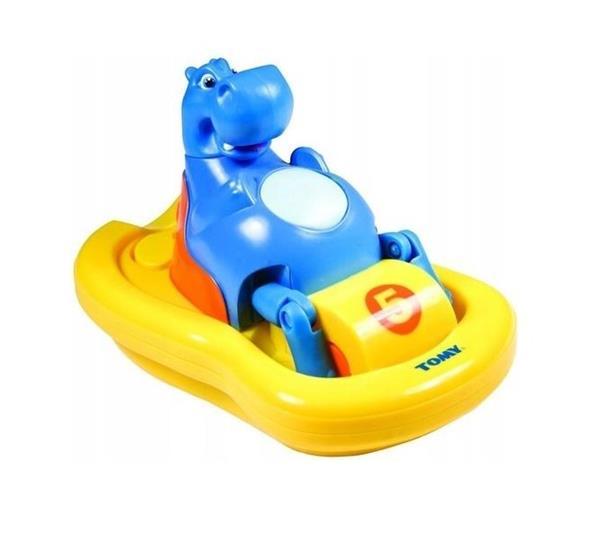 Pływający hipopotam śpiewak TOMY
