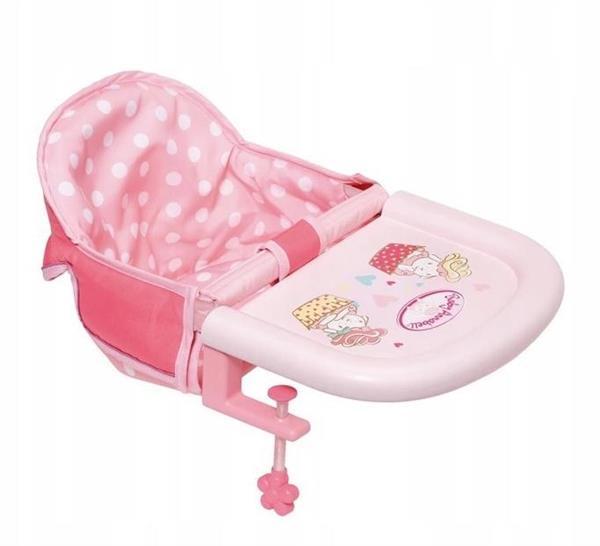 Baby Annabell - Krzesło do karmienia