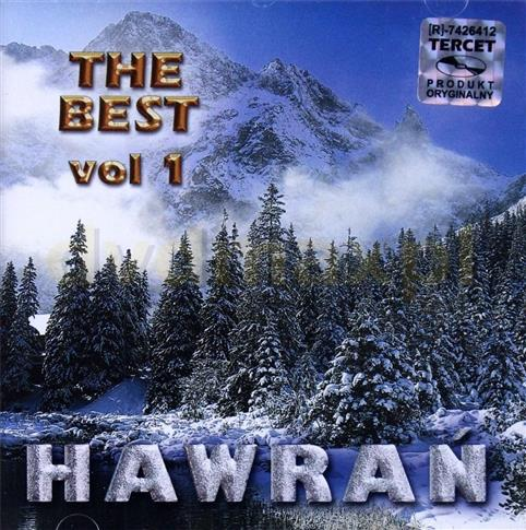 Hawrań - The best vol.1 CD