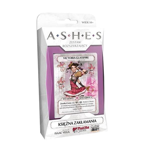 Ashes: Księżna Zakłamania CUBE