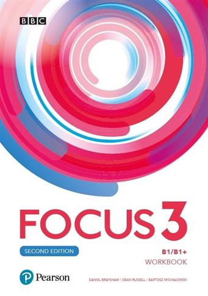 Focus 3 2ed. WB B1/B1+ Online Practice PEARSON