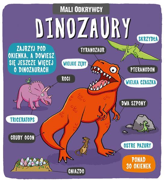Mali Odkrywcy. Dinozaury