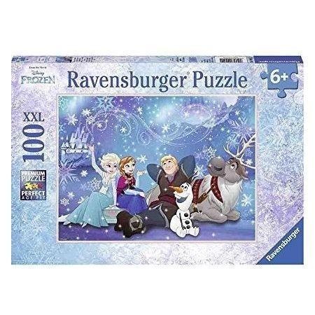 Puzzle 100 Frozen Zauroczenie