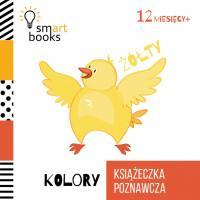 Kolory - Książeczka Poznawcza 12m+ outlet
