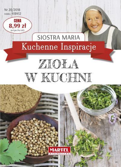 Zioła w kuchni Kuchenne inspiracje outlet