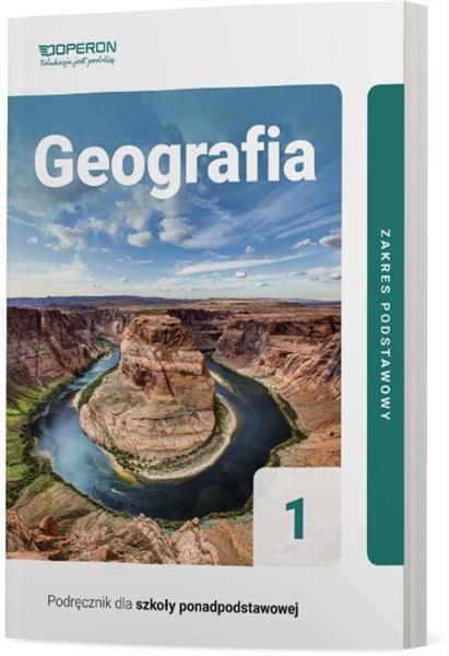 Geografia. Podręcznik dla szkoły ponadpodstawowej.
