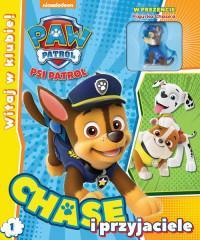 PWK1 Psi Patrol. Witaj w klubie! Chase i p.. outle