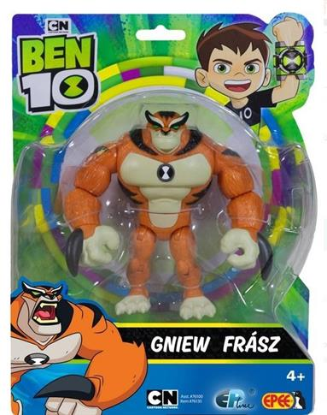 Ben 10 - figurka Gniew
