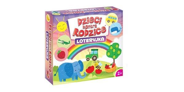 Dzieci kontra rodzice - loteryjka