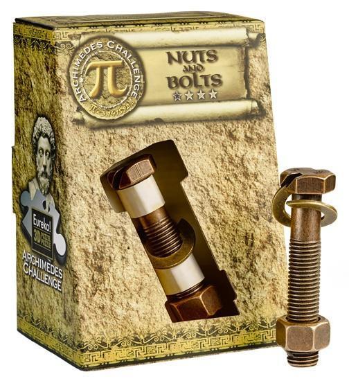 Łamigłówka Archimedes-Nuts and Bolts-poziom 1/4 G3