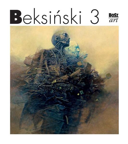 Beksiński 3. Miniatura w.2019