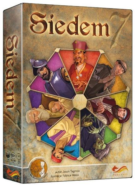 Gra - Siedem