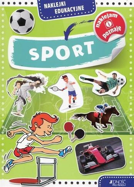 Naklejki edukacyjne. Sport OUTLET