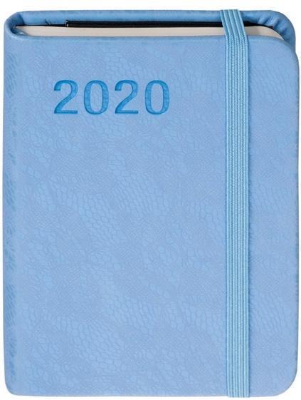 Kalendarz 2020 Awangarda A7 J.niebieski TDW ANTRA