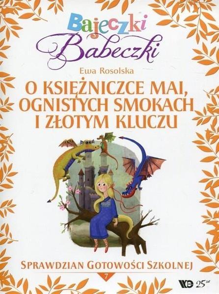Bajeczki Babeczki. O księżniczce Mai... cz.7