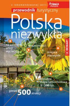 Polska Niezwykła - przewodnik turystyczny (JMP)