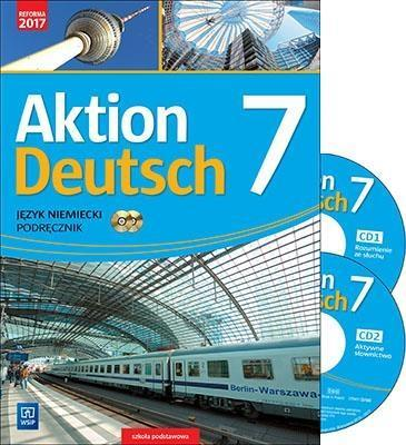 Aktion Deutsch 7 Podr. + 2CD WSiP
