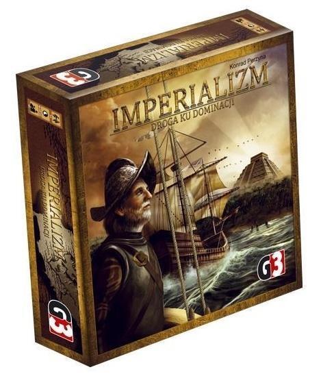 Imperializm. Droga ku dominacji G3