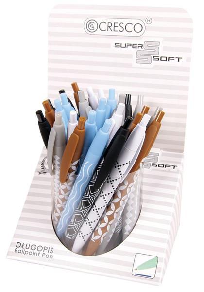 Długopis Super Soft Eco (36szt)