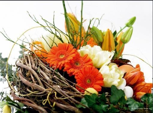 Kalendarz 2020 Trójdzielny Kwiaty RADWAN