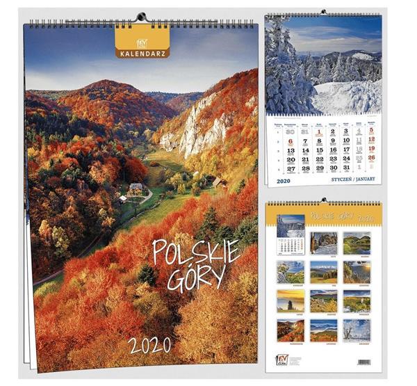Kalendarz 2020 13 Plansz B3 - Pl góry EV-CORP