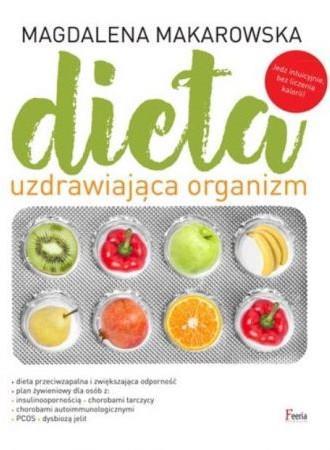 Dieta uzdrawiająca organizm OUTLET
