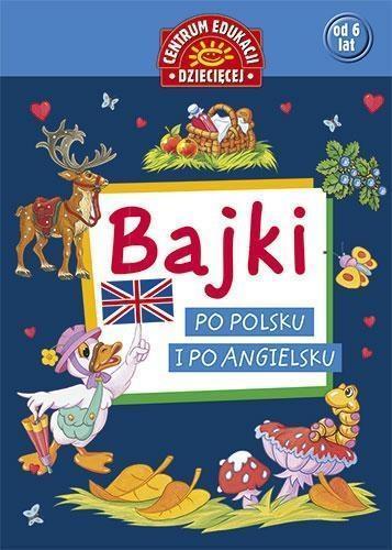 Bajki po polsku i po angielsku OUTLET