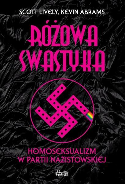 Różowa swastyka