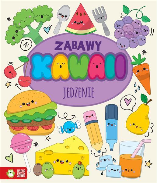 Zabawy Kawaii. Jedzenie