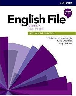 English File 4E Beginner SB + online practice