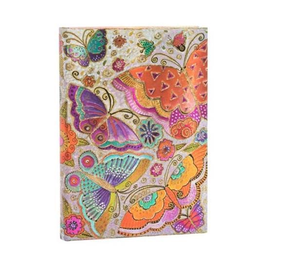 Kalendarz książkowy midi 2020 12M hor. Flutterbyes