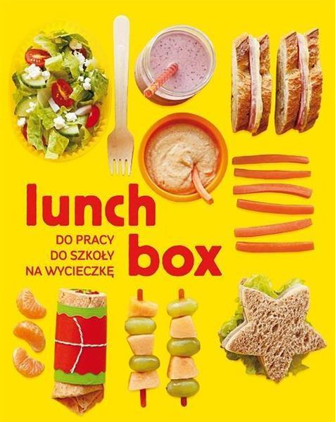 Lunch box. Do pracy. Do szkoły. Na wycieczkę