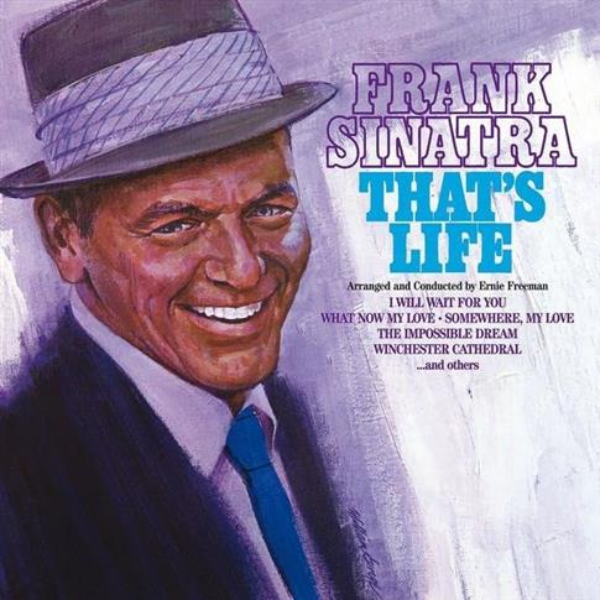 PŁYTA WINYLOWA FRANK SINATRA THAT S LIFE LP