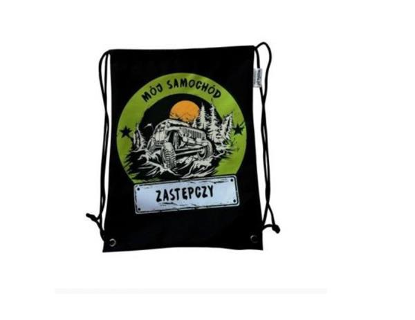 Worek szkolny plecak WR1013 Jeep MESIO