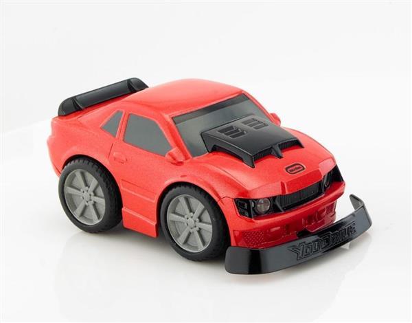 YouDrive - Czerwony Muscle Car