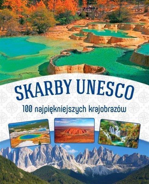 Skarby Unesco 100 krajobrazów OUTLET