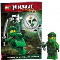 Lego Ninjago. Misje Zielonego Ninja