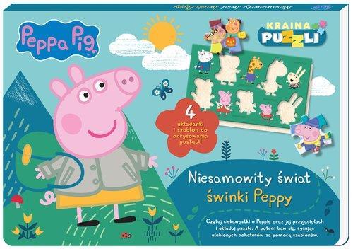 Peppa Pig. Niesamowity świat świnki Peppy. Kraina