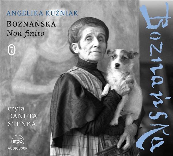 Boznańska. Non finito audiobook